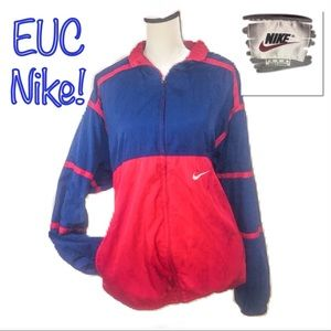 ‼️🔥EUC NIKE Unisex Color Block Windbreaker!!🔥‼️